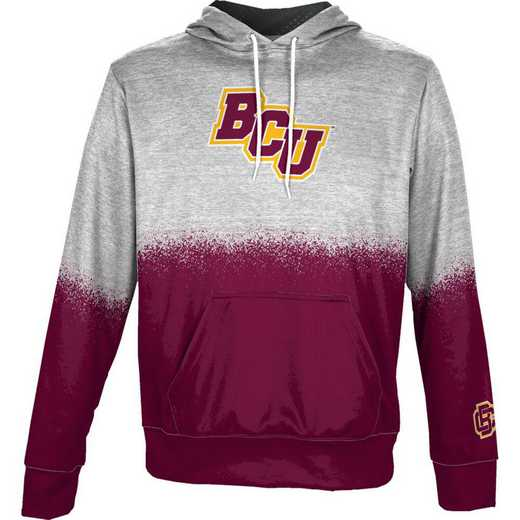 Bethune-Cookman University Boys' Pullover Hoodie, School Spirit Sweatshirt (Spray)