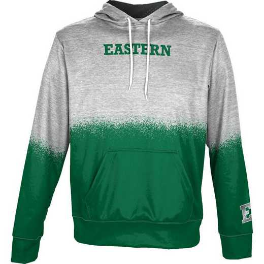 Eastern Michigan University Boys' Pullover Hoodie, School Spirit Sweatshirt (Spray)