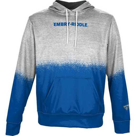 Embry-Riddle Aeronautical University Prescott Boys' Pullover Hoodie, School Spirit Sweatshirt (Spray)