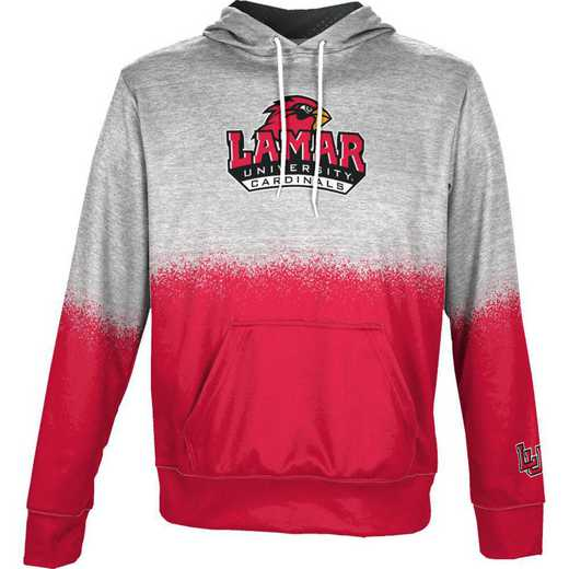 Lamar University Boys' Pullover Hoodie, School Spirit Sweatshirt (Spray)