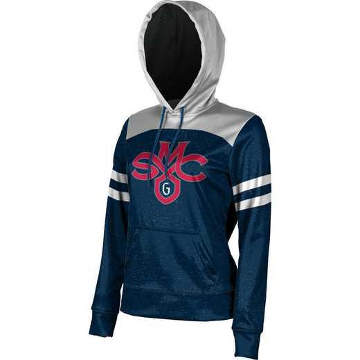 Saint Mary's College of California Women's Pullover Hoodie, School Spirit Sweatshirt (Game Day)
