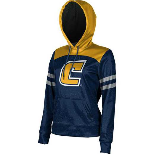 University of Tennessee at Chattanooga Women's Pullover Hoodie, School Spirit Sweatshirt (Game Day)