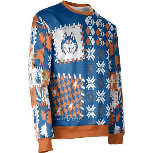 ProSphere Houston Baptist University Ugly Holiday Unisex Sweater - Tradition
