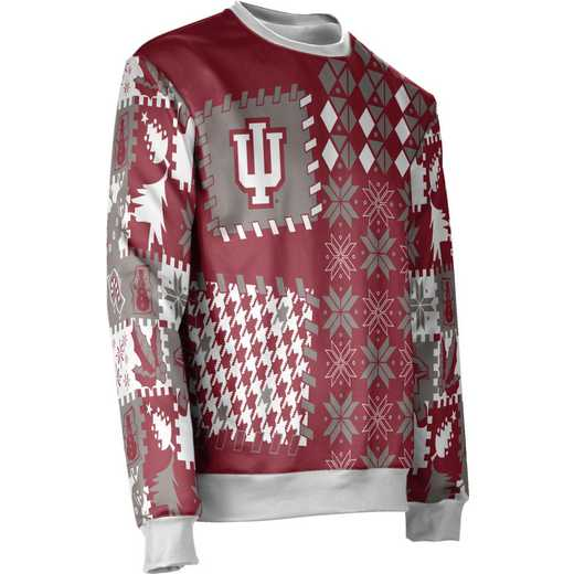 ProSphere Indiana University Ugly Holiday Unisex Sweater - Tradition
