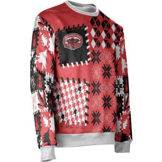ProSphere Jacksonville State University Ugly Holiday Unisex Sweater - Tradition