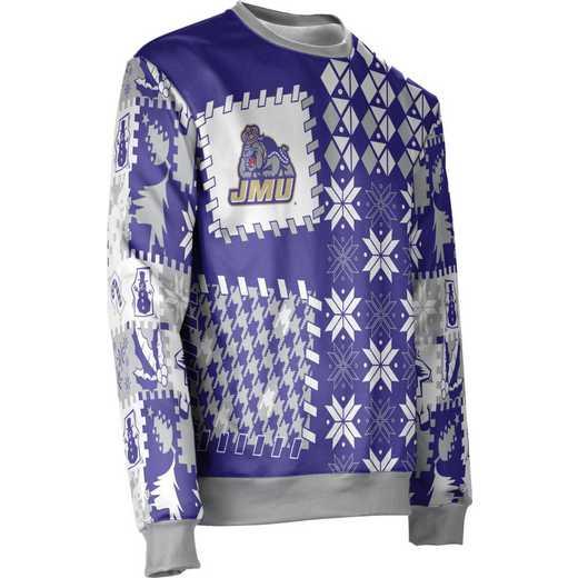 James Madison University Foundation Ugly Holiday Unisex Sweater - Tradition