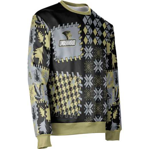 ProSphere Lindenwood University Ugly Holiday Unisex Sweater - Tradition