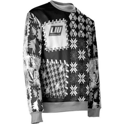 ProSphere Long Island University Ugly Holiday Unisex Sweater - Tradition