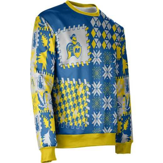 ProSphere Madonna University Ugly Holiday Unisex Sweater - Tradition