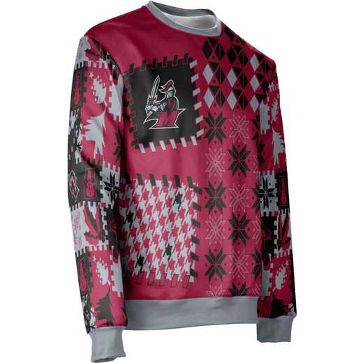 ProSphere Manhattanville College Ugly Holiday Unisex Sweater - Tradition