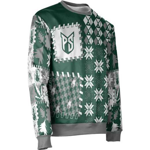 ProSphere Portland State University Ugly Holiday Unisex Sweater - Tradition
