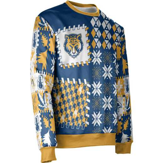 Queensborough Community College Ugly Holiday Unisex Sweater - Tradition