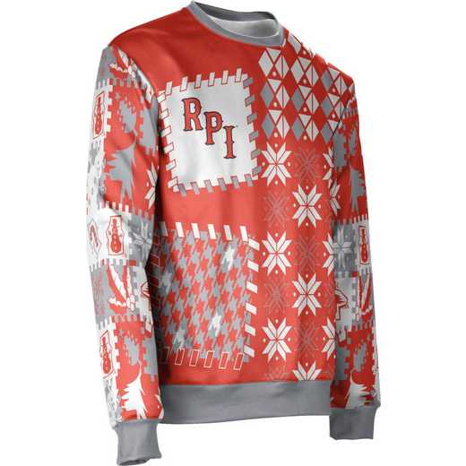 Rensselaer Polytechnic Institute Ugly Holiday Unisex Sweater - Tradition