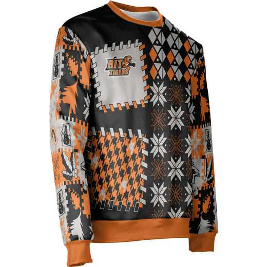 Rochester Institute of Technology Ugly Holiday Unisex Sweater - Tradition