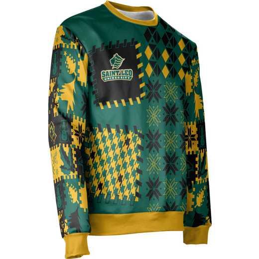 ProSphere Saint Leo University Ugly Holiday Unisex Sweater - Tradition