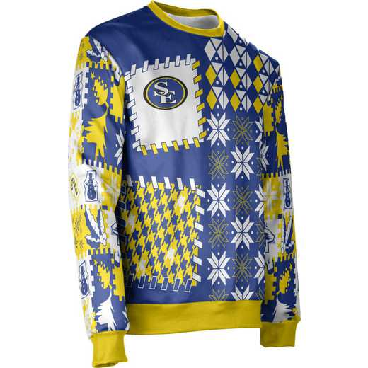 Southeastern Oklahoma State University Ugly Holiday Unisex Sweater - Tradition