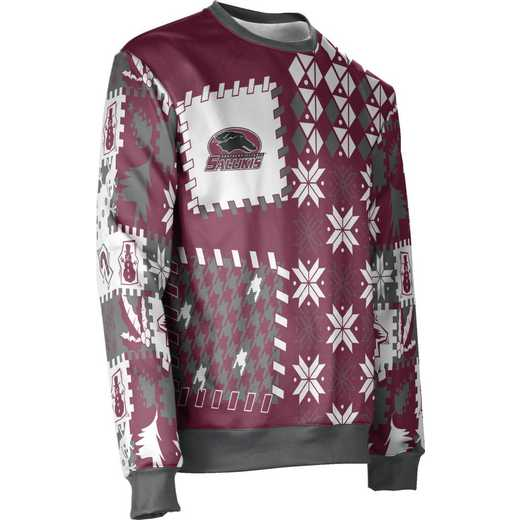 ProSphere Southern Illinois University Ugly Holiday Unisex Sweater - Tradition