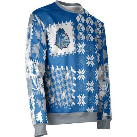ProSphere Southern Wesleyan University Ugly Holiday Unisex Sweater - Tradition