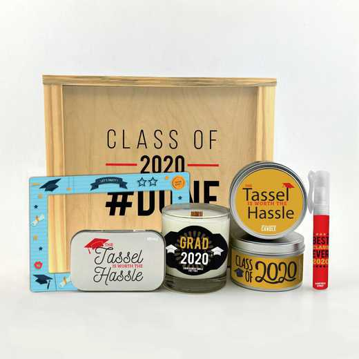 "CLASSOF02-HWGK: Class of 2020 House-Warming Gift Box ""Fun"""