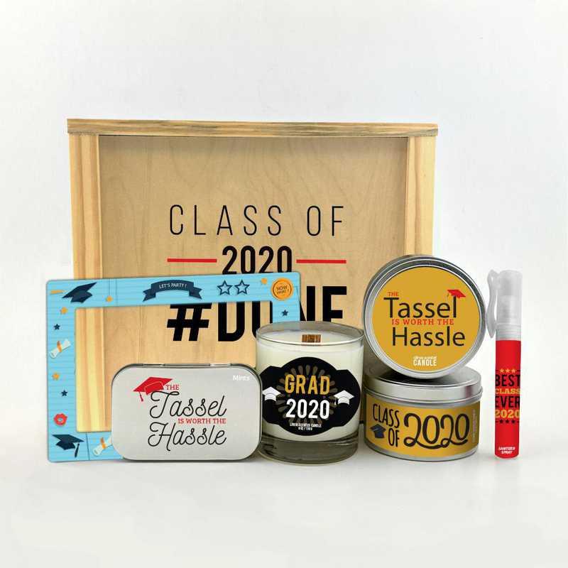 CLASSOF02-HWGK: Class of 2020 House-Warming Gift Box