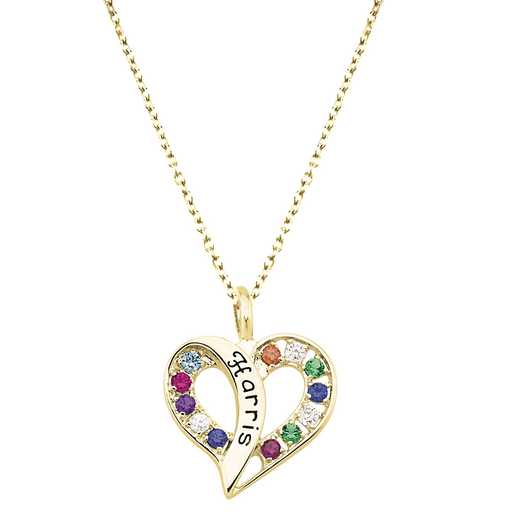Passion Heart Pendant
