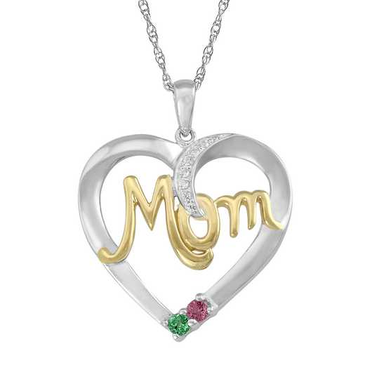 Mom's Love Pendant