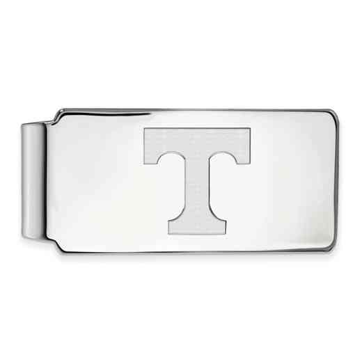 SS025UTN: 925 Tennessee Money Clip