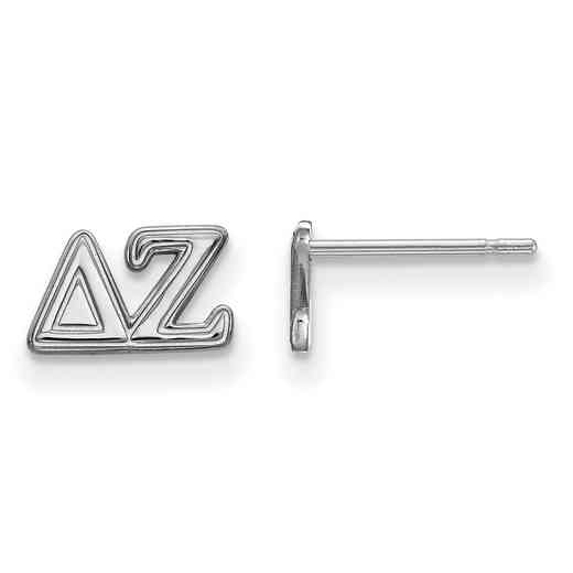 SS005DZ: 925 Logoart DZ Post Earrings