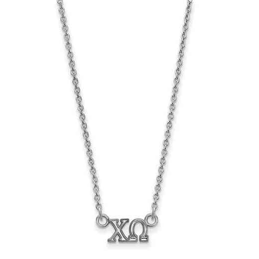 SS006CHO-18: 925 Logoart CHO Necklace