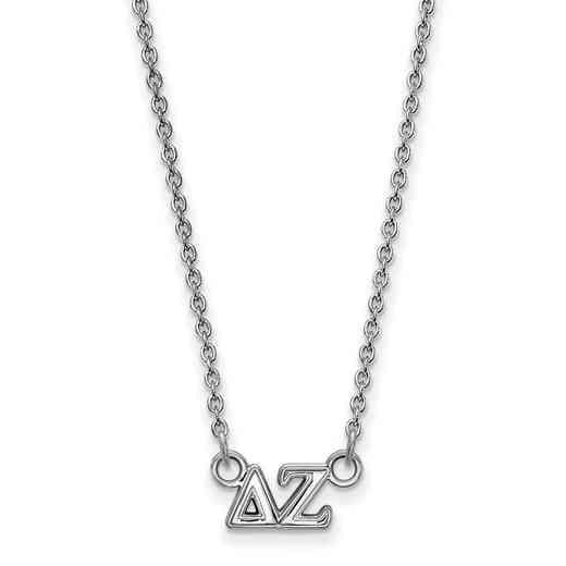 SS006DZ-18: 925 Logoart DZ Necklace