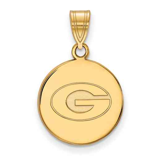 GP039UGA: 925 YGFP Georgia Med Disc Pend
