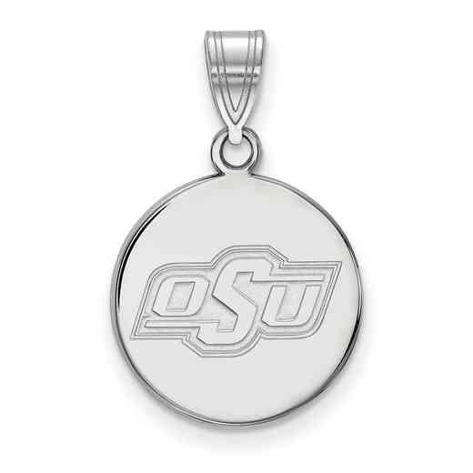 SS038OKS: 925 Oklahoma State Med Disc Pend
