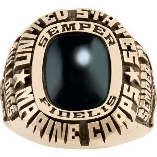 Patriot Men's Marines Service Ring