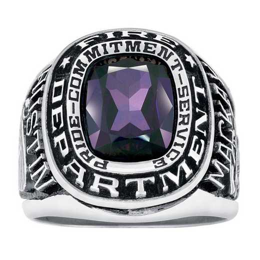 Patriot Men's Fire Service Ring