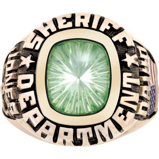 Patriot Men's Sheriff Service Ring