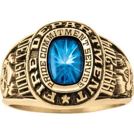 Patriot Women's Fire Service Ring