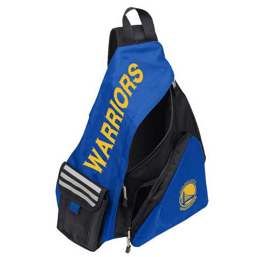 C11NBA86C431009RTL: NBA  Warriors Sling Leadoff