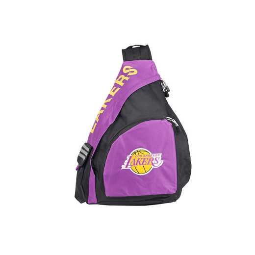 C11NBA86C511013RTL: NBA  Lakers Sling Leadoff