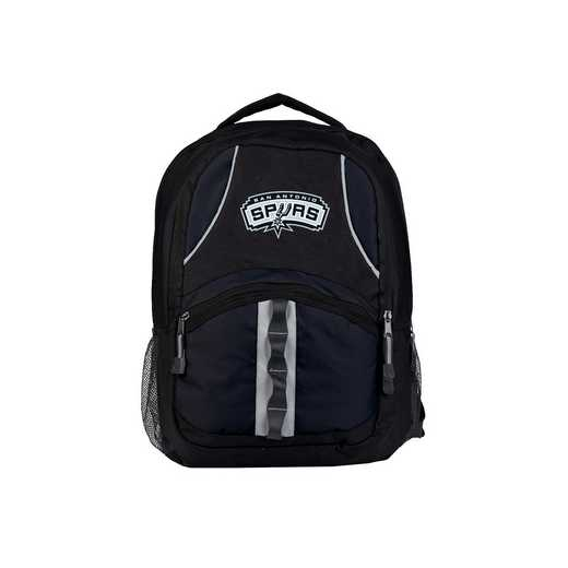 C11NBAC02002024RTL: NW NBA Captain Backpack, Spurs