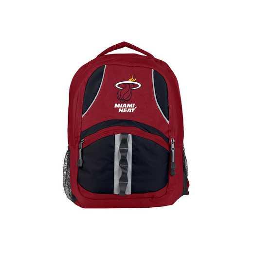 C11NBAC02603014RTL: NW NBA Captain Backpack, Heat