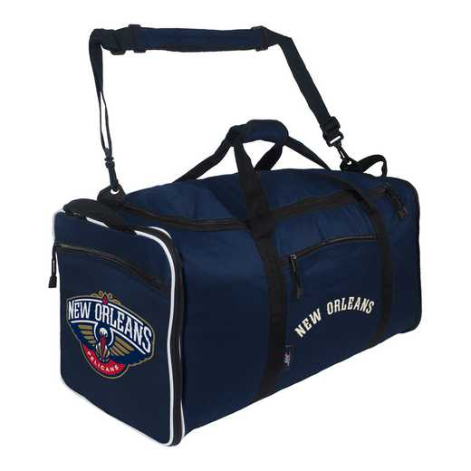 C11NBAC72410003RTL:  Pelicans Steal Duffel