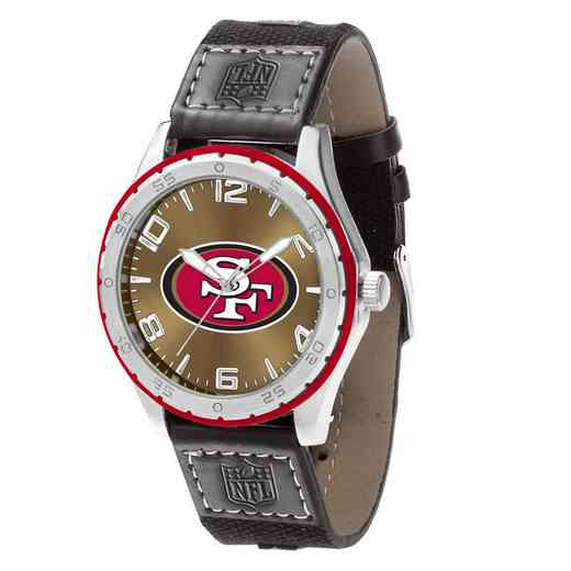 WTGAM1901: NFL San Francisco 49ers Sparo Gambit Watch