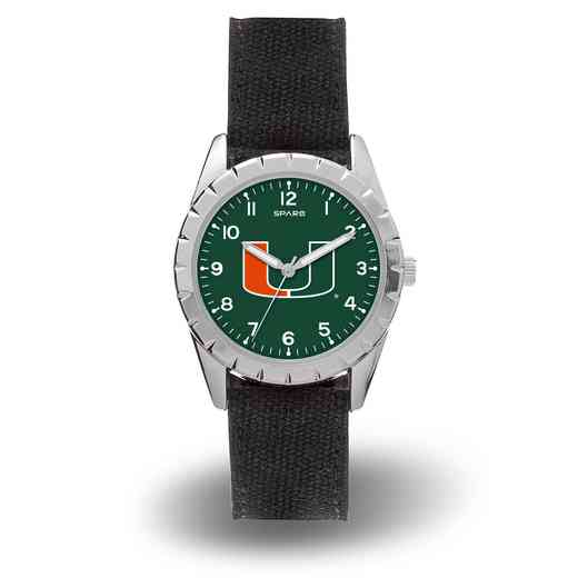 WTNKL100301: SPARO MIAMI UNIVERSITY NICKEL WATCH