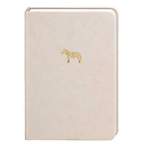 SKYN02: Sky + Miller Grey Zebra Notebook