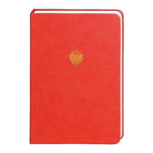 SKYN03: Sky + Miller Coral Strawberry Notebook