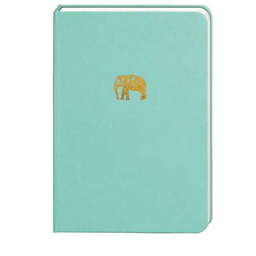 SKYN05: Sky + Miller Light Blue Elephant Notebook