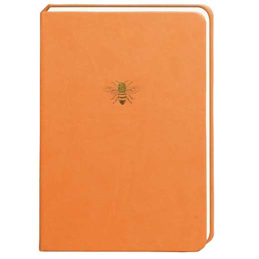 SKYN06: Sky + Miller Orange Bee Notebook