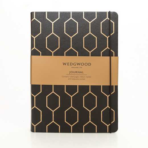 PWWA03: Wedgwood Collection A5 Journal BLACK