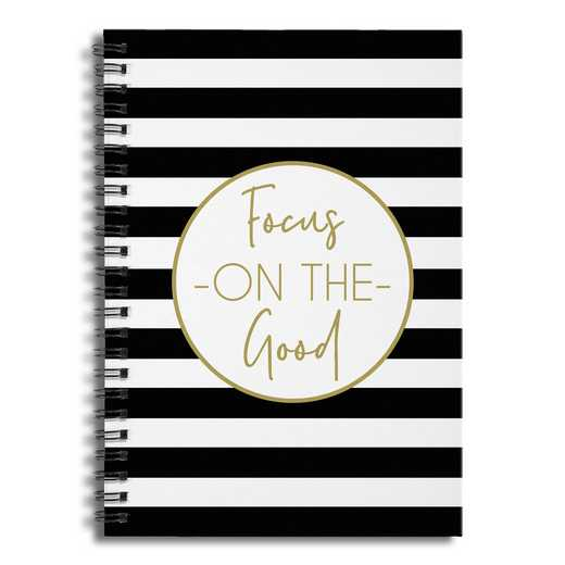 4628-AU: Focus on The Good Notebook