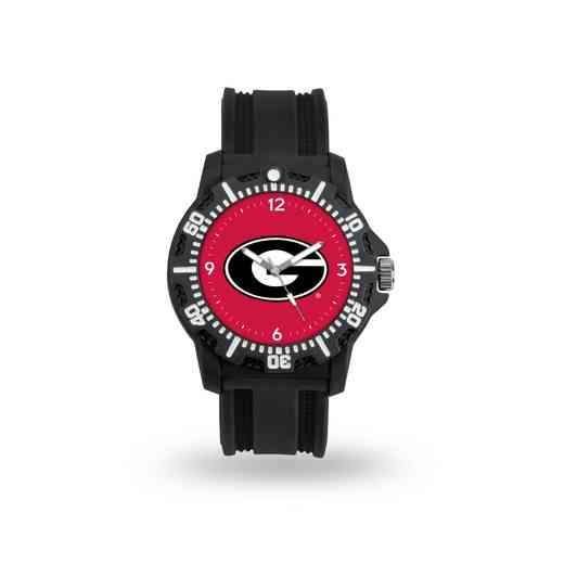 WTMDT110101: Georgia University Model Three Watch